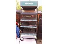 DRINK AND FOOD FRIDGE DISPLAY REFURBISHED This price only until Monday 12 pm