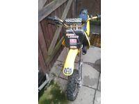 husqvarna husky boy 50cc for sale in Grimsby