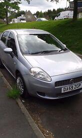 Fiat Grande Punto 1.4 5 door very low mileage