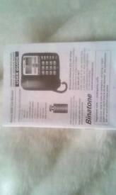 Binatone telephone answering machine