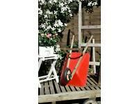 Shabby Chic Vintage Wheelbarrow