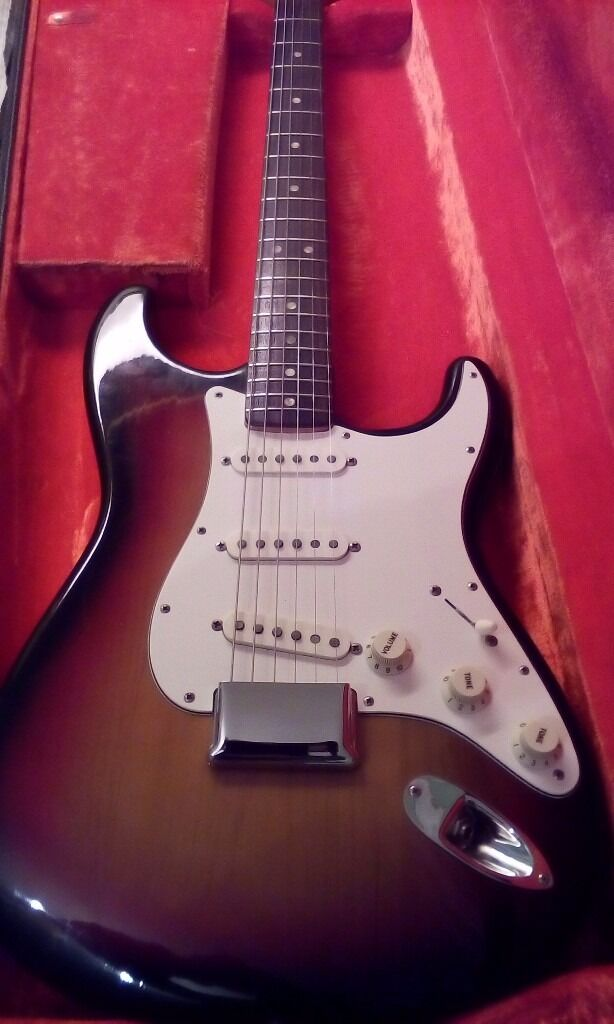 1973 Fender Stratocaster USA vintage strat with superb condition OHSC
