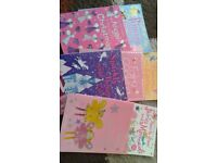 Collection of Princess/Fairy/Angel Activity Books