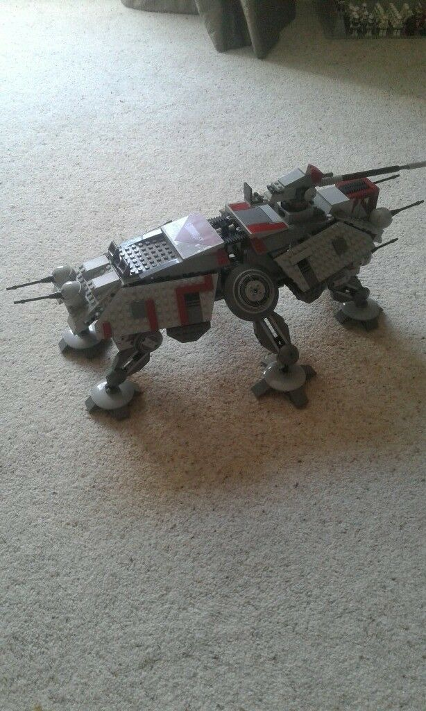 Atte Walker Star Wars Lego In Plymouth Devon Gumtree