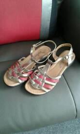 Ladies Dr Keller sandals