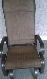 Indoor / Conservatory Rocking Chair