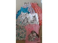 GIRL CLOTHES 6-8 YEARS