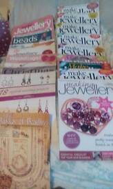 Large amount of jewellery mags