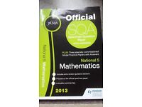 SQA Specimen Question Papers for National 5 Mathematics