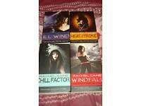 4 Rachel Caine Books, Weather Wardens Series