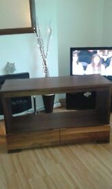 """GORGEOUS """"QUALITY"""" SOLID WOOD SIDEBOARD / TV / MEDIA CABINET-COLLECTION HOUGH GREEN"""