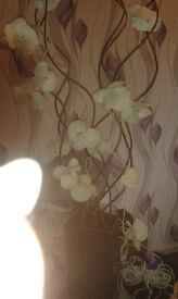 ornamental flower tree light