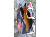 Vintage diving bag