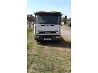 Iveco 7.5 ton very clean good on fuel,2 months MOT 6 new tyres cordless winch heavy duty ramps