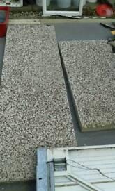 Compton prefab concrete garage wall panels