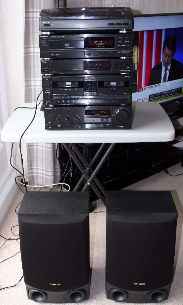 Technics HiFi SystemCD, Tuner, Turntable etcin Wakefield, West YorkshireGumtree - Technics HiFi System CD, Tuner, Turntable etc. Collection from Hall Green, Wakefield Here i have my Technics HiFi System CD, Tuner, Turntable etc. If you are looking at this you know quality when you see it. I am loathed to sell this. Bring back the...