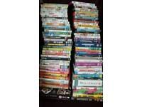 Joblot 70 x dvds
