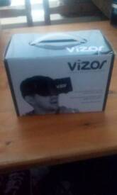 New in box virtual reality headset