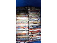Car Boot Sale DVD Bundle. 126 DVDs in good condition