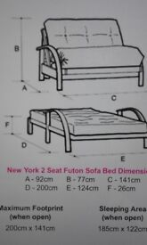 Two Seater Futon