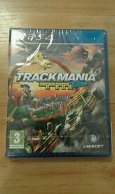 NEW TRACKMANIA PS4