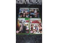 Random selection of xbox360 games for sale