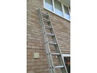 Ladders - bifold upto 11ft 8""
