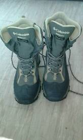 Colombia Titanium Boots
