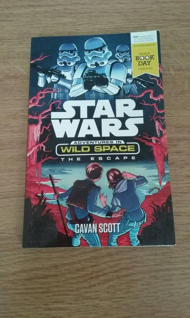 Cavan Scott: Star Wars Adventures In Wild Space - The Escape