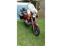 BMW K100 project,stored for 5 years.