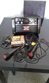 The X Factor Karaoke Machine