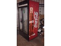 "FRIDGE DISPLAY KOMMERCIAL "" COCA-COLA """