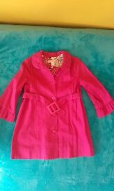 Girls coats and jacksts size 2-3 years