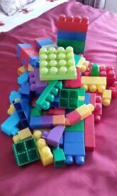 Mega Bloks plus Safari Set