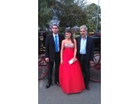 Size 8 prom Dress. From a Smoke Free home. Worn once