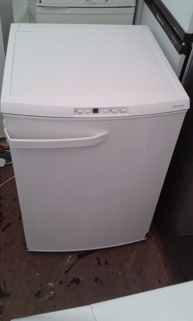 **JAY'S APPLIANCES**JOHN LEWIS**UNDERCOUNTER FREEZER**PERFECT CONDITION**DELIVERY**£70**BARAGIN**