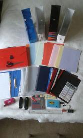 Stationery Bundle. Great selection of stuff!!