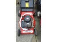 Lazer lawnmower