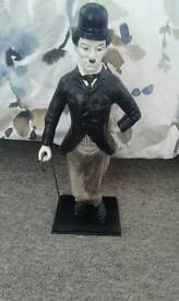 Charlie Chaplin Ornament