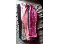 girls new leggings with tags 6-7 £1 pair