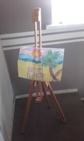 Winsor&newton canvas holder