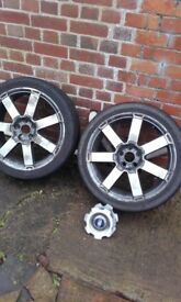 Ford mondeo alloys 18""