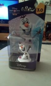 Disney infinity Olaf figure - brand new