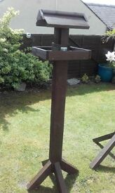Beautiful Hand Made Bird Tables for sale