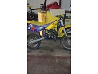 Malaguti 50cc kids motor bike