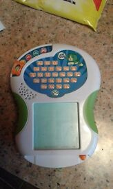 Leapfrog writing aid learner
