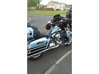 HARLEY DAVIDSON ELECTRA GLIDE ULTRA 2006 P/X ACCEPTED SWAPS