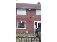 House to let 4 bedroom terrace L12 area available from 13 dec gas central heating, double glazed