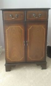 2 Drawer Open Bookcase and TV cabinet