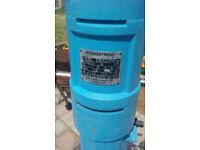 Weka DK34 Diamond drill and Hydrostress Rig